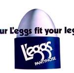 Leggs pantyhose egg