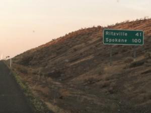 Spokane 100 miles 130812