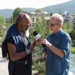 Interviewing Richie Havens