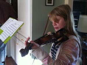 Etc Guy Maggie violin