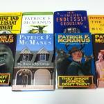 Pat McManus books