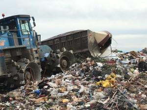 garbage talk compactor