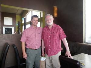 With Patrick McManus